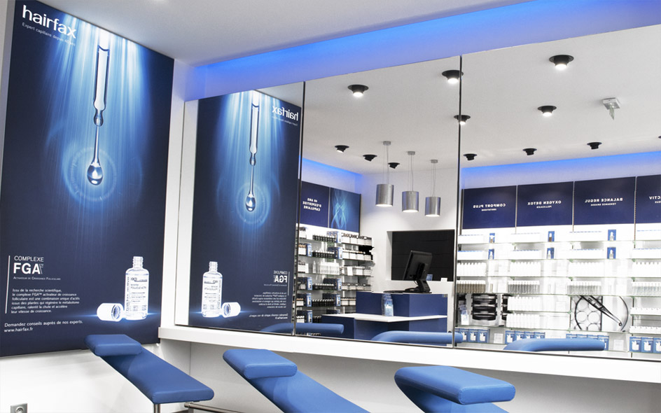 Photo Institut Hairfax Tunisie